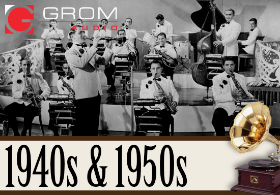 American Music History Playlist – 1940's and 1950's – GROM's Blog