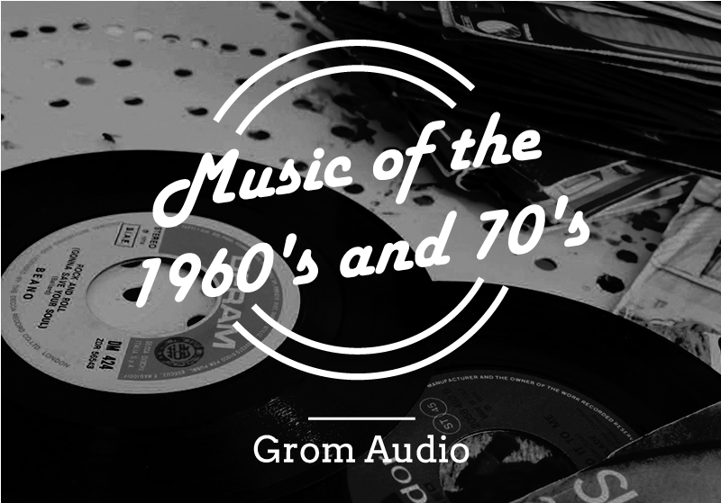 Music 60s and 70s