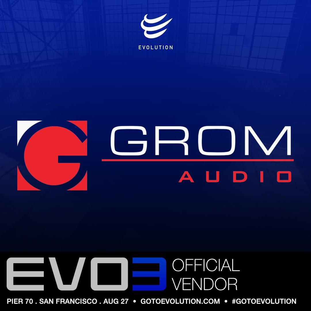 EVO3-VENDOR-GROM