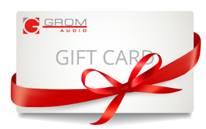 GROM Audio gift guide