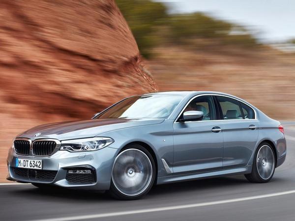 GROM Audio BMW 5 Series