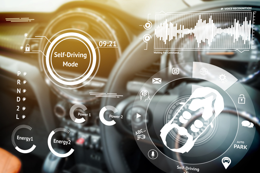 GROM Audio News Update Autonomous Driving
