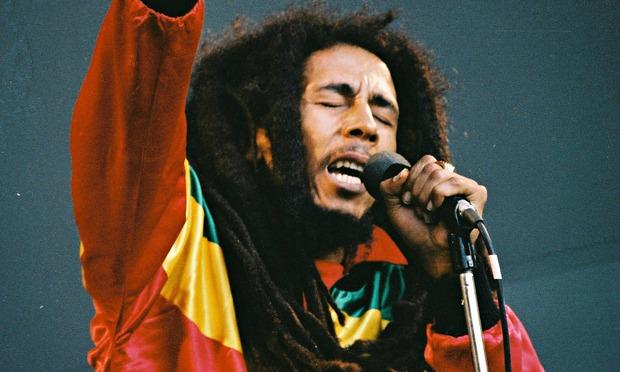 GROM Audio Music Genre Bob Marley