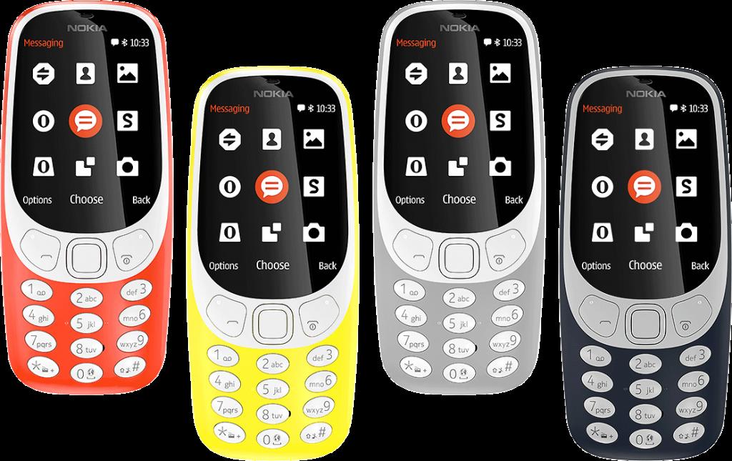 GROM Audio Nokia 3310