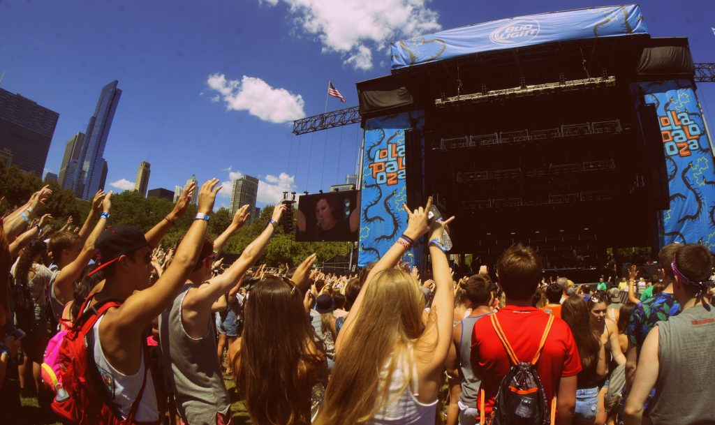 GROM Audio Blog Music Alternative Lollapalooza
