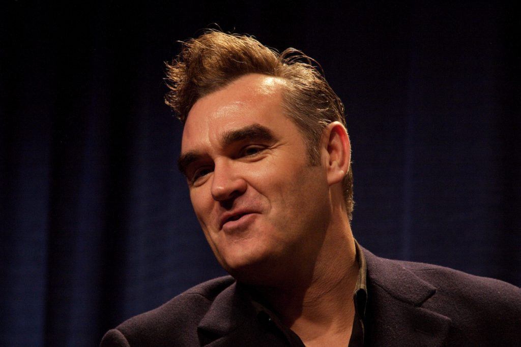 GROM Audio Blog Music Morrissey