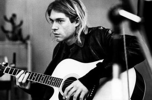 GROM Audio Blog Music Kurt Cobain