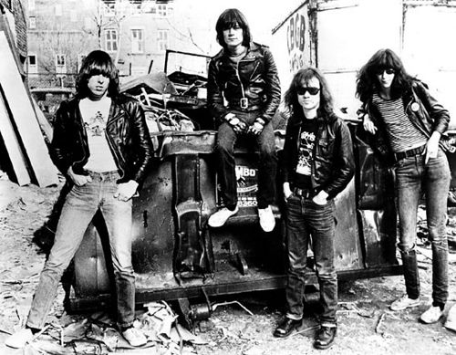 GROM Audio Blog Music The Ramones