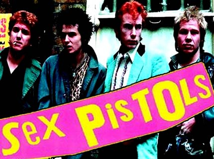 GROM Audio Blog Music Sex Pistols