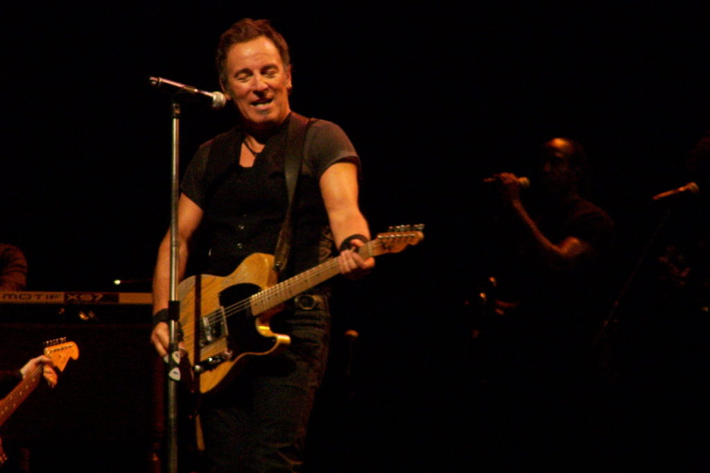 GROM Audio Blog Music Genre Bruce Springsteen