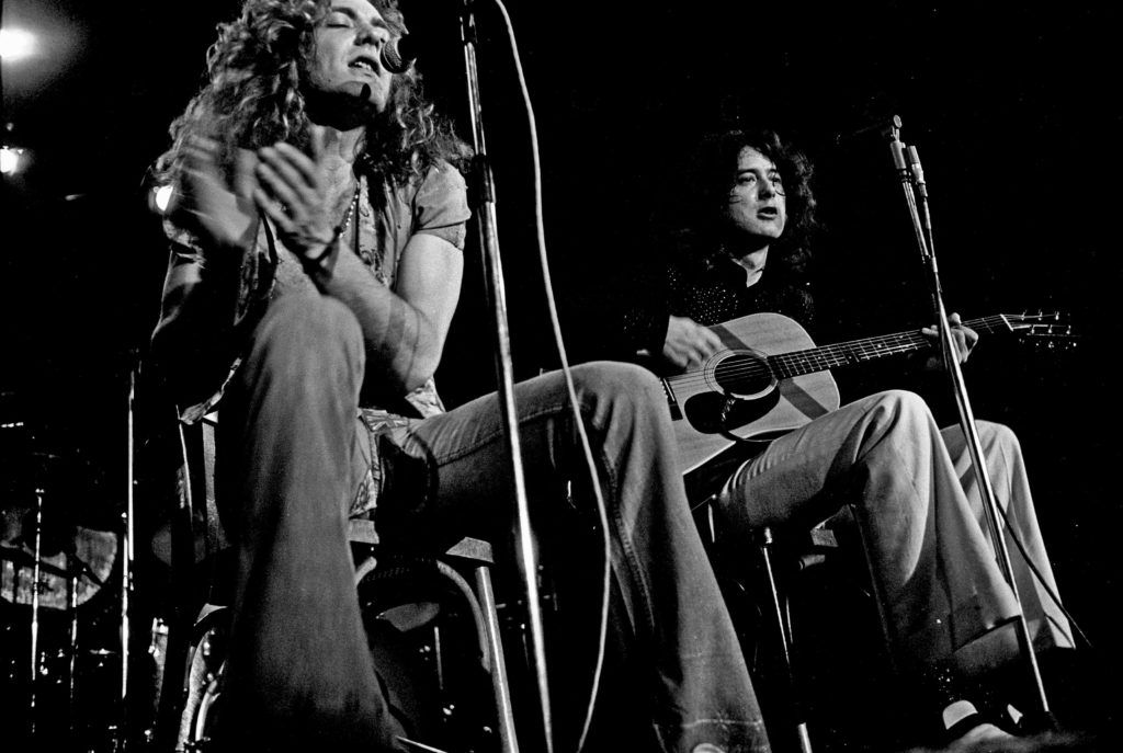 GROM Audio Blog Music Genre Led Zeppelin