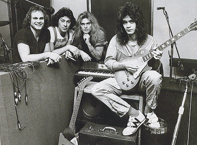 GROM Audio Blog Music Genre Rock Van Halen