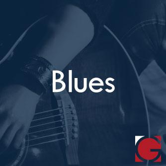GROM Audio Music Genre Blues