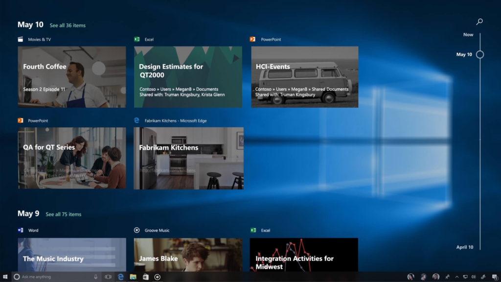 GROM Audio Blog Windows 10 Microsoft