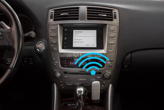 GROM Audio Mobile Hotspot
