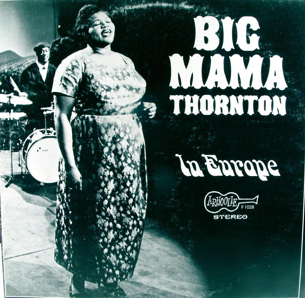GROM Audio Music Genre Blue Big Mama Thornton