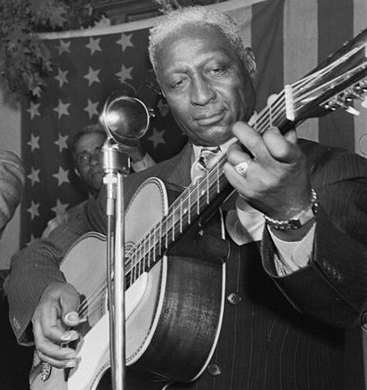 GROM Audio Music Genre Blues Leadbelly