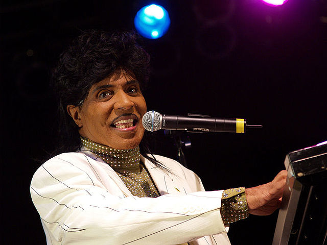 GROM Audio Blog Music Genre Rock and Roll Little Richard