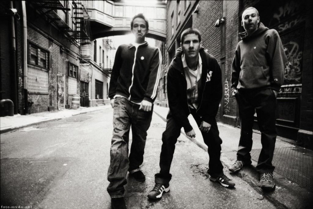 GROM Audio Music Genre Hip Hop Beastie Boys