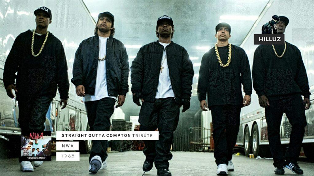 GROM Audio Music Genre Hip Hop N.W.A.