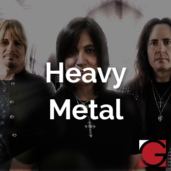 GROM Audio Music Genre Series Playlist Heavy Metal