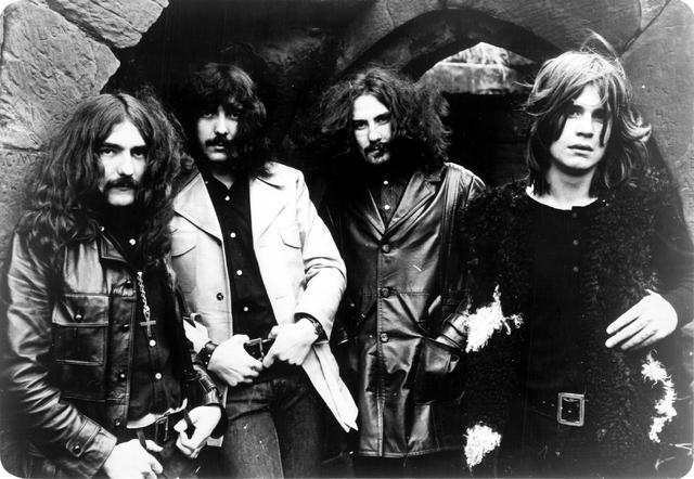 GROM Audio Music Genre Series Heavy Metal Black Sabbath