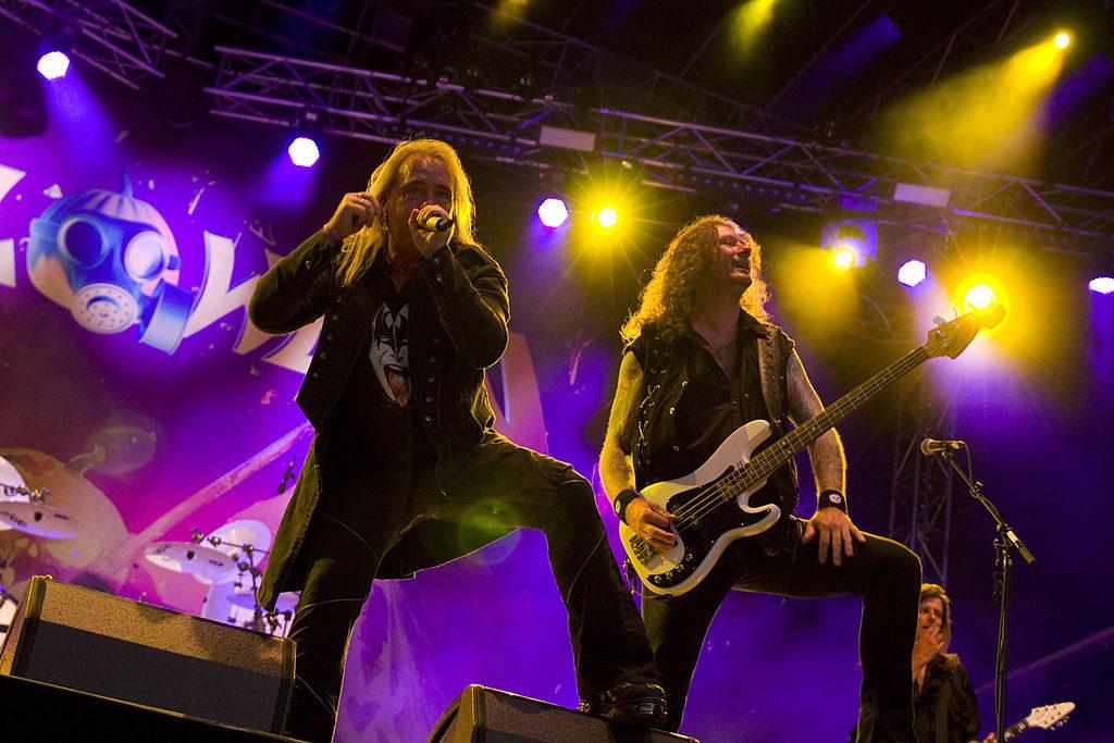 GROM Audio Music Genre Series Heavy Metal Helloween