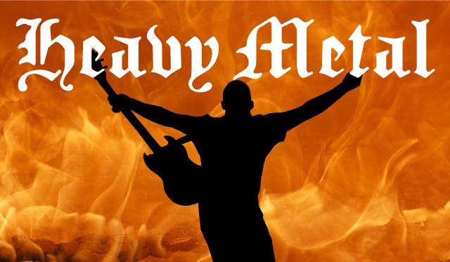 GROM Audio Music Genre Series Heavy Metal