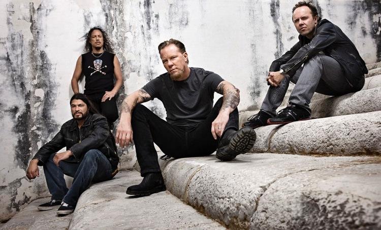GROM Audio Music Genre Series Heavy Metal Metallica