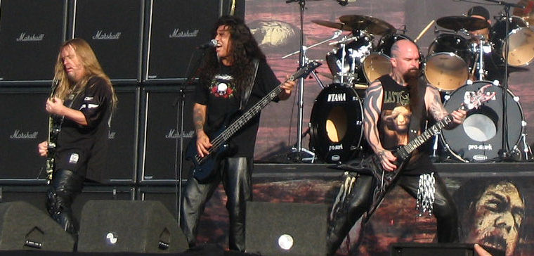 GROM Audio Music Genre Series Heavy Metal Slayer