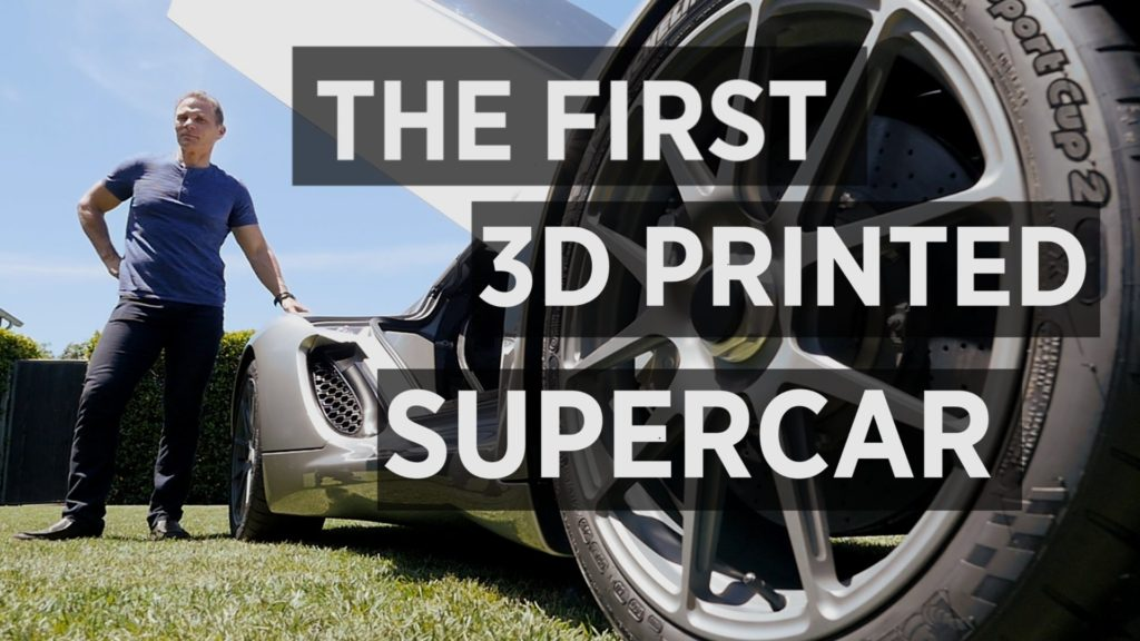 GROM Audio News Recap 3D Printed Supercar