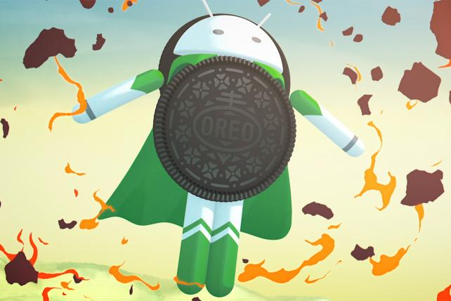 GROM Blog News Update Android Oreo