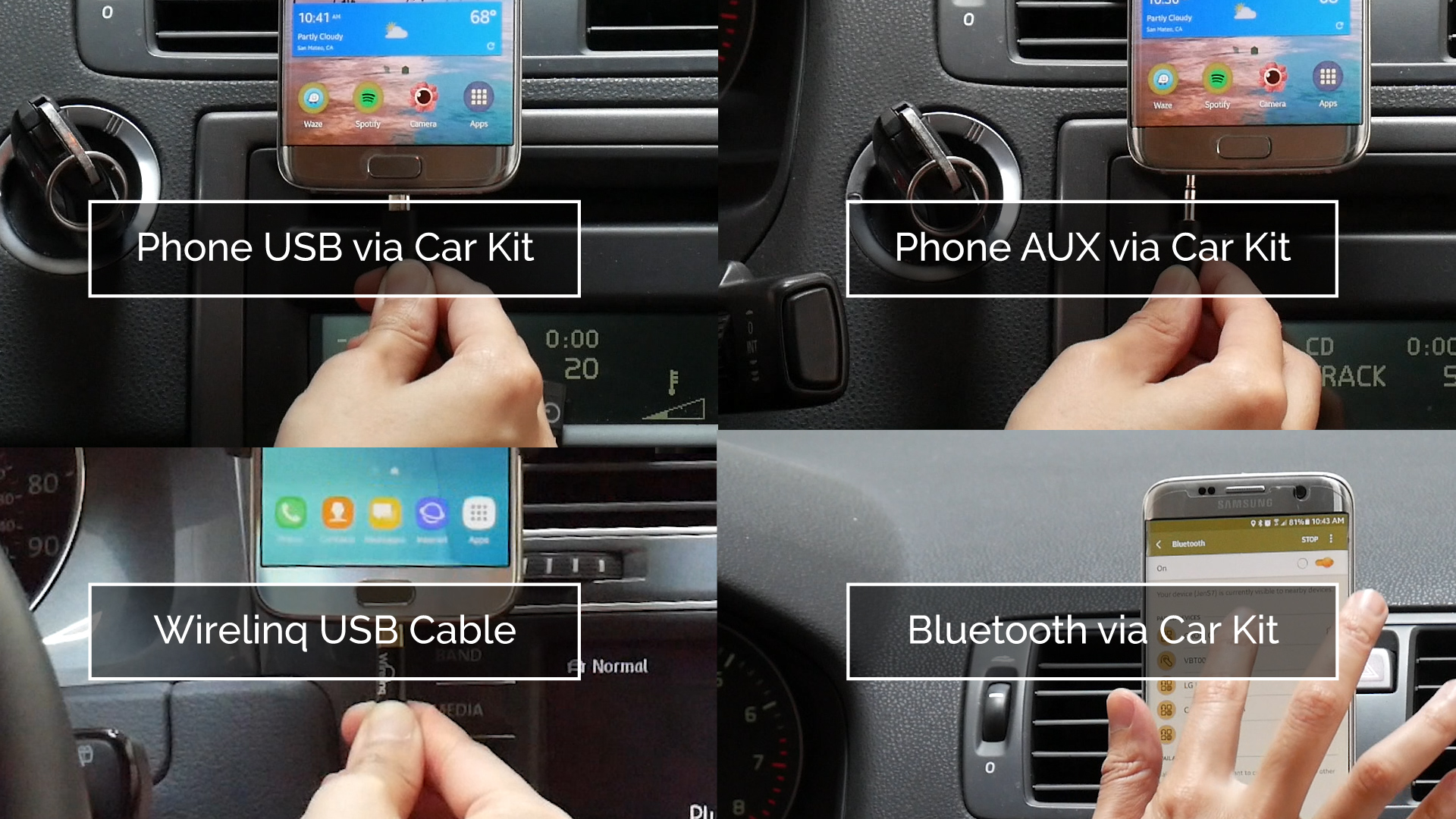 Using your Android phone with your car stereo (How To) - Roadshow