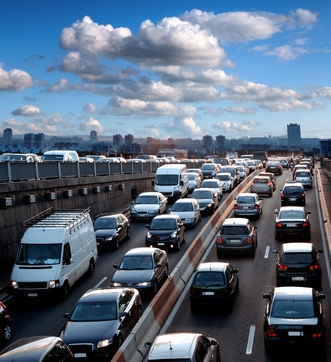 Worst Traffic Jam