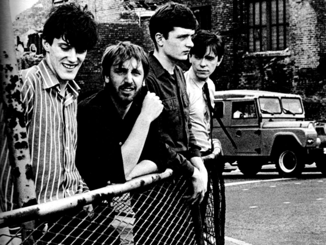 Music Genre Series Goth Joy Division