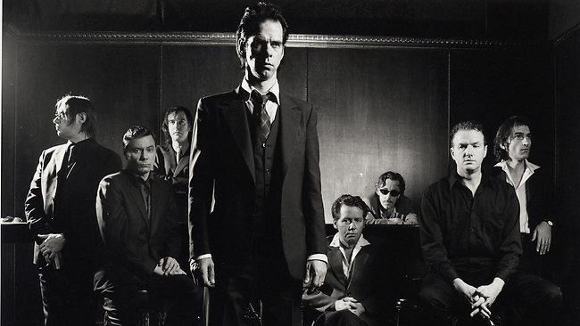 Music Genre Series Goth Nick Cave and the Bad Seeds