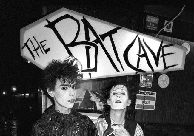 GROM Music Genre Series Goth The Batcave Club