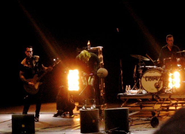 Music Genre Series Goth The Cramps