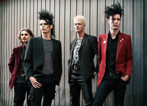Music Genre Series Goth Southern Death Cult
