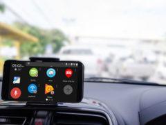 Dashlinq Driving Mode Dashboard App