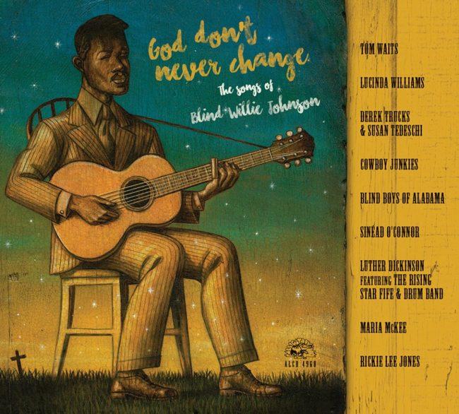 Blind Willie Johnson Gospel Music Genres Series