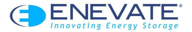 Enevate Innovating Energy Storage Logo