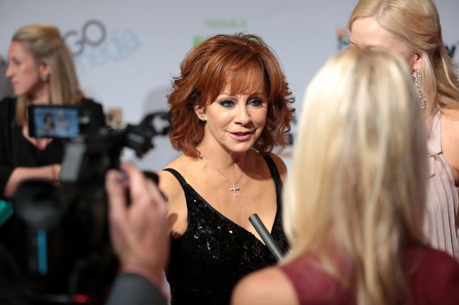 Music Genre Series Country Reba McEntire