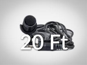 Bluetooth Microphone in 20 feet