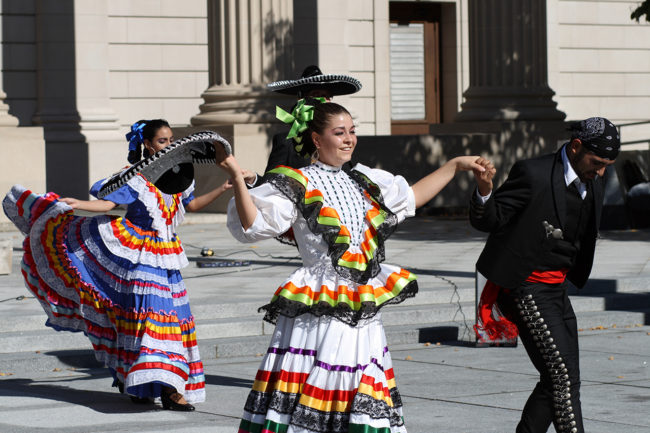 Latin Music Exploration Baile Folklorico