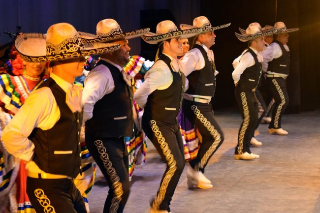 Latin Music Exploration Mariachi