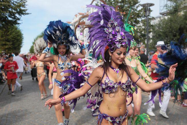 Latin Music Exploration Samba