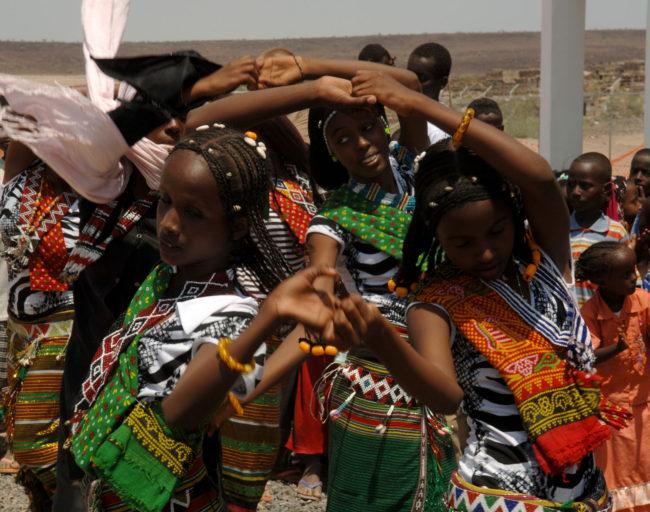 African music dance culture