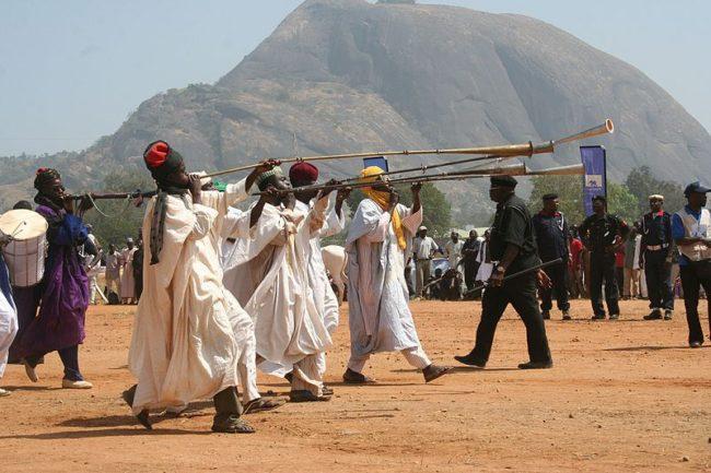 algaita aerophone instrument African music