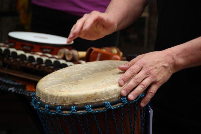 Djembe jembe drums African music